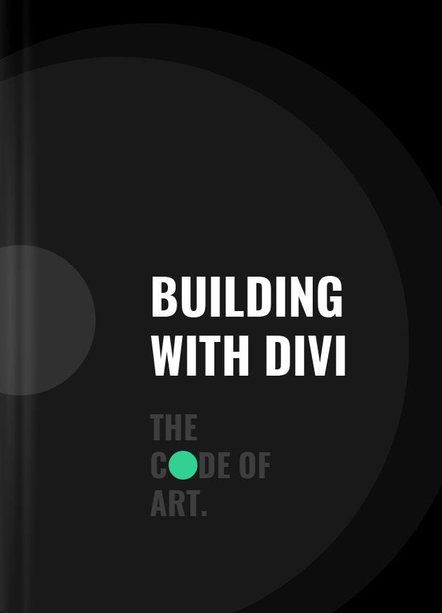 Divi Builder ebook