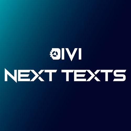 Divi Next Texts
